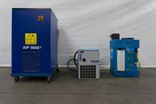 Airpress screw compressor