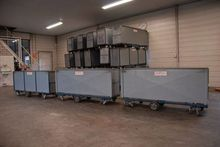 Dofra harvesting container
