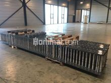 500 mm driven roller conveyor