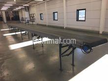 600 × 15360 mm Conveyor belt