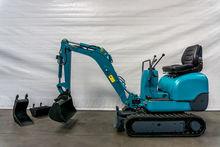 Kubota K-008 small excavator