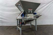 Van der Poel shredder machine