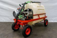 Ripa 600 liter spraying wagon