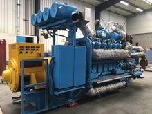 Jenbacher J 6-12 / 1 MW Gas gen