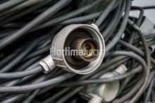 Cyclical lighting cable