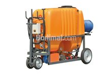 Hortimat spraying wagon