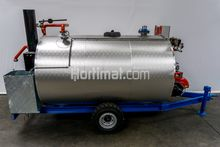 Crone steam boiler