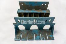 6 × 52 mm Soil block mold 35,5
