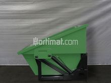 Hortimat hydraulic tipping cont