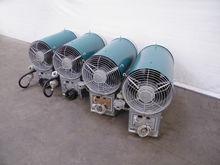 Priva DA4 heater