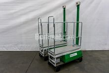B&S piperail trolley