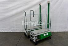 B&S piperail trolley 425mm c.t.