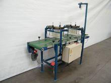 Visser Granudine seeding machin