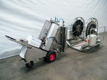 Micothon Spraying robot with ti