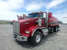 2013 Kenworth T800