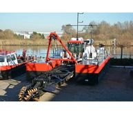2000 Hydrolande Cutter Suction
