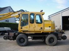 Used 2001 Atlas 1404