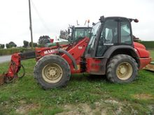 Used Manitou MLT 628