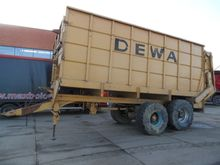 DEWA Caisse ensilage  + pont mo