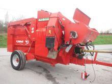 2011 Silofarmer BMV DP 560 HGL