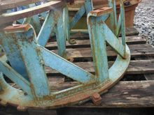 Wheels, tyres, twin wheels - :