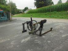 Front end loader adapter