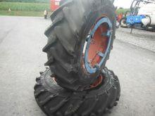 Somac Twin wheels