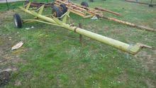 Claas 7M60 Combine Header Trail