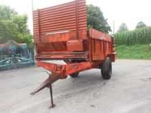 1985 Mouzon MB70 Manure spreade