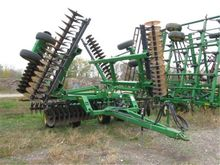 John Deere 637 Disk Harrow