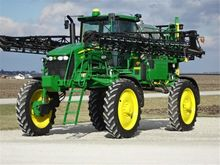 2011 John Deere 4830 Sprayer-Se