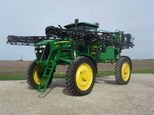 2011 John Deere 4730 Sprayer-Se