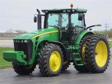 2009 John Deere 8320R,Diesel,MF