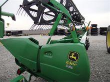 2009 John Deere 630F Header-Fle