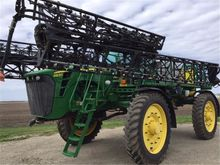 2009 John Deere 4930 Sprayer-Se