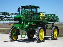 2014 John Deere 4630 Sprayer-Se