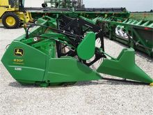 2005 John Deere 630F Header-Aug