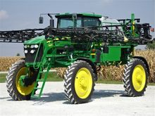 2012 John Deere 4830 Sprayer-Se