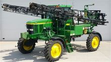 1998 John Deere 4700 Sprayer-Se