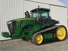 2012 John Deere 9460RT,Diesel,T