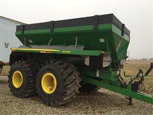 2012 John Deere DN345 Fertilize