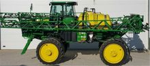 2015 John Deere 4630 Sprayer-Se