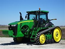 2014 John Deere 8370RT,Diesel,T