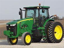 2012 John Deere 8235R,Diesel,2W