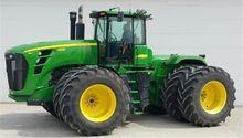 2008 John Deere 9230,Diesel Tra
