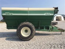 1995 Killbros 1400 Grain Cart
