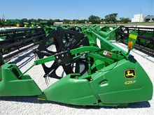 2008 John Deere 625F Header-Aug