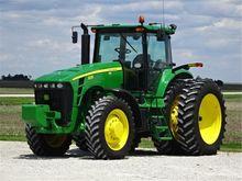 2006 John Deere 8230,Diesel,MFD