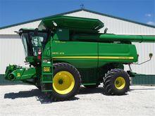 2010 John Deere 9870 STS Combin