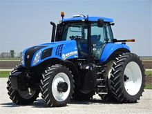 2014 New Holland T8.300,Diesel,
